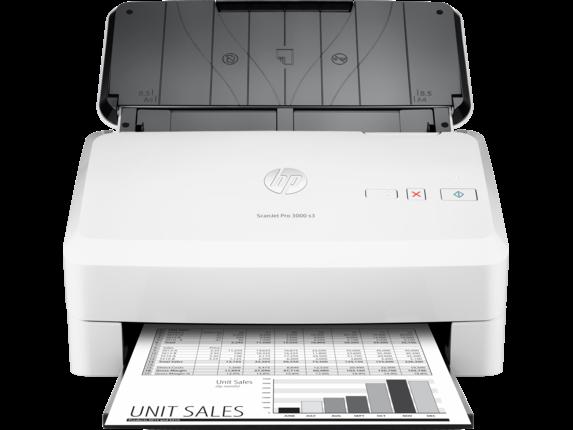 hp scanjet pro 3000 scanner
