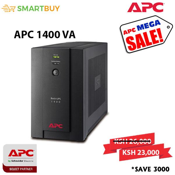 apc 1400va back-up ups