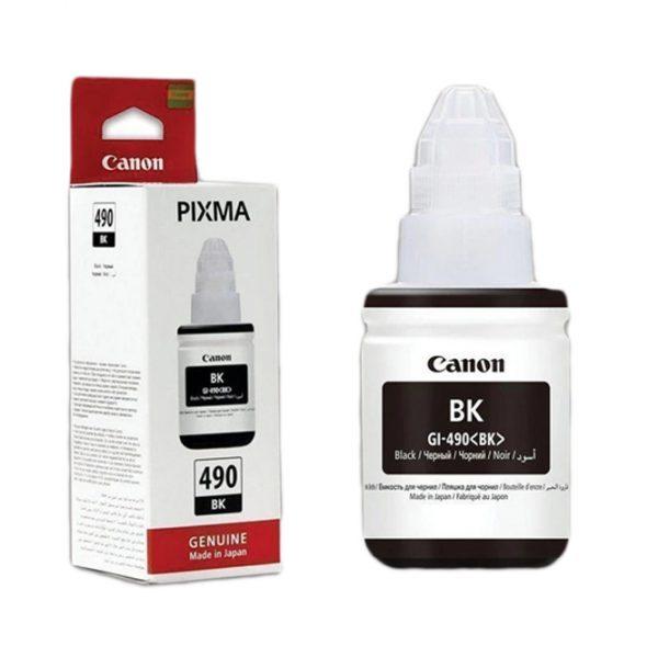 canon GI 490 bk ink
