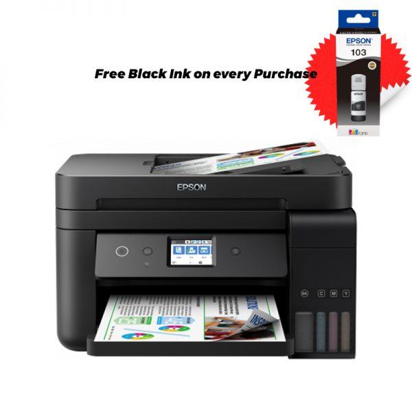 Epson ecotank l6190 printer
