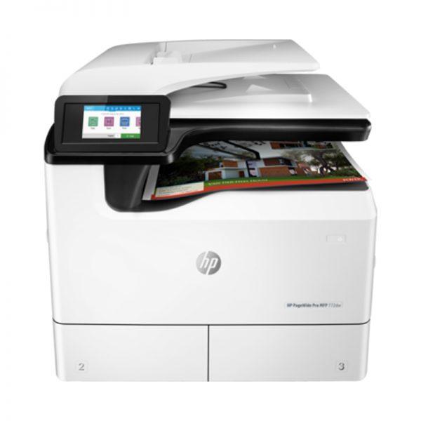 hp pagewide pro mfp 772dw printer